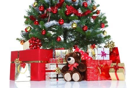 Geschmückter Weihnachtsbaum - Foto: rtimages / 123RF Stockfoto